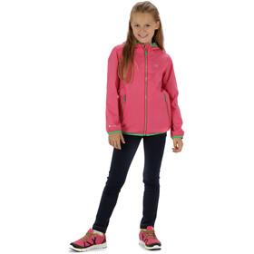 Regatta Lever II Jakke Børn pink